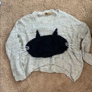 LF cat sweater